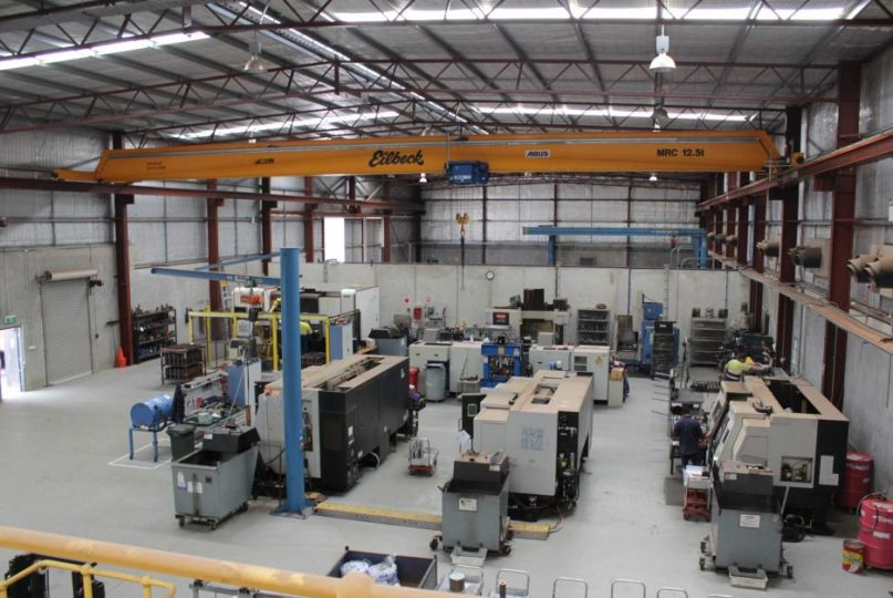 manufacturing workshop compressed air pipe work sydney tools advanced air