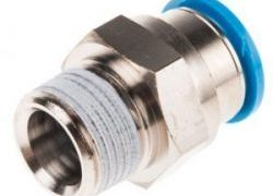 Push In Male Threaded Adaptor -Pneumatic Tube & Fitting