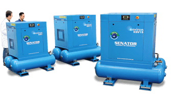 esv-series variable speed drive technology that saves energy by adjusting the compressor's output to match fluctuating air demand