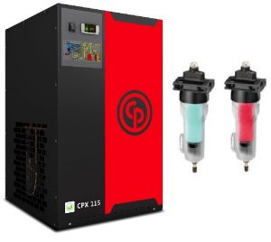 CPX 115 Air Dryer Package